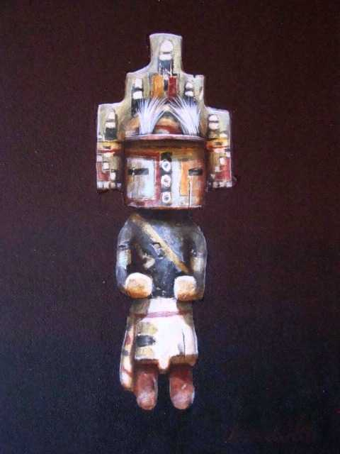 Hemmis Kachina by  Jourdan Dern Powers - Masterpiece Online
