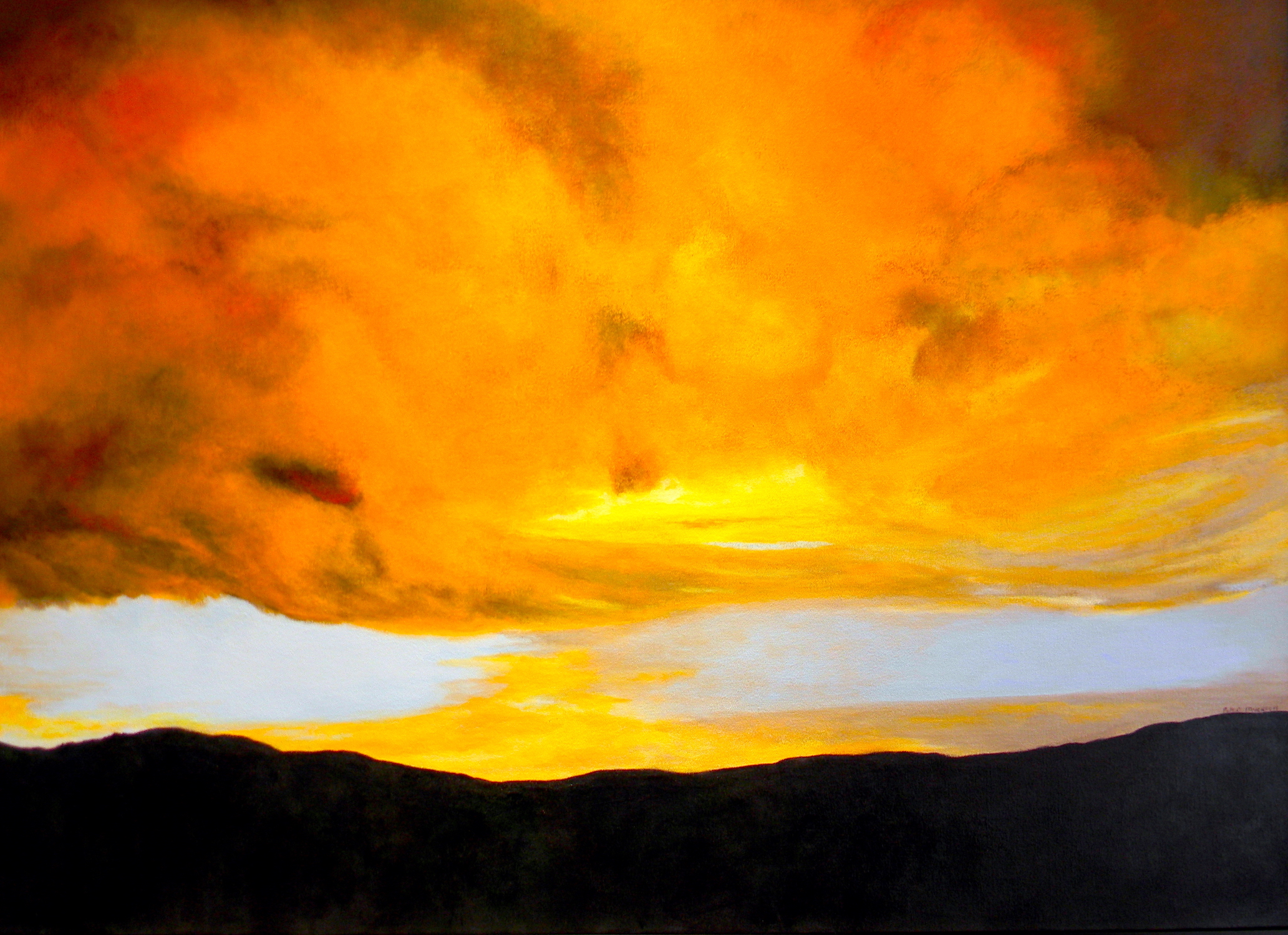Marmalade Sky by  Peter Myerson - Masterpiece Online