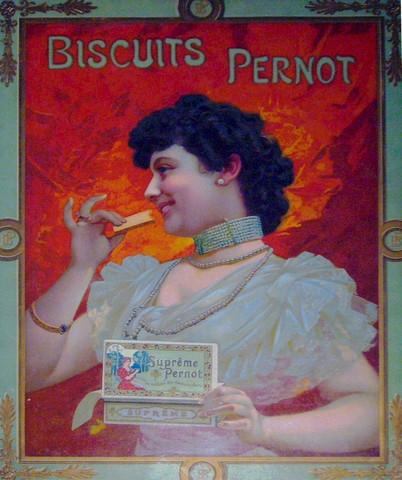 Biscuit Pernot by   Anonymous - Masterpiece Online