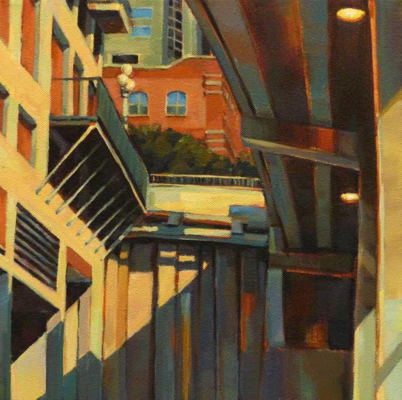 Post Avenue and Seneca by  Katya Minkina - Masterpiece Online