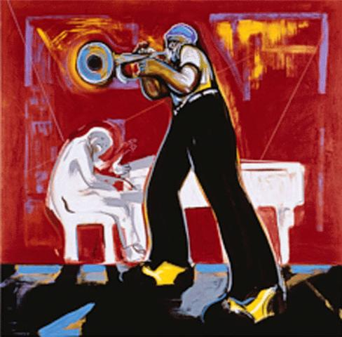 GROOVE/JAZZ MAN by  Billy Dee Williams - Masterpiece Online
