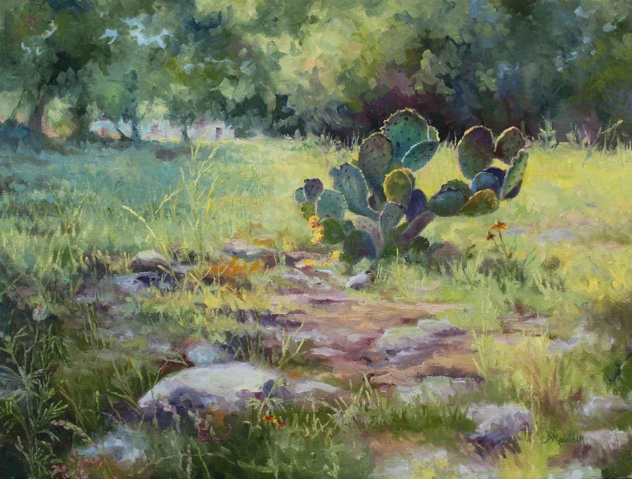 Sentinel by  Barbara Mauldin - Masterpiece Online