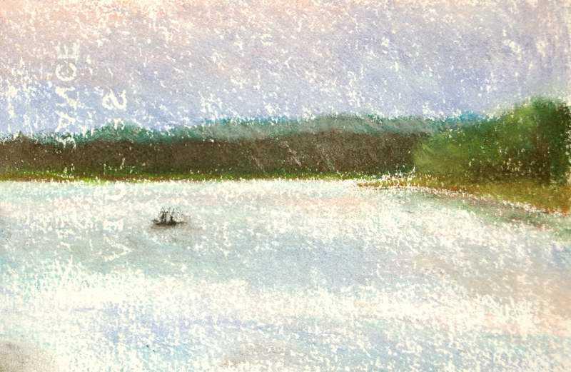 Lake DeGray, Evening ... by Mr Mark Stewart - Masterpiece Online
