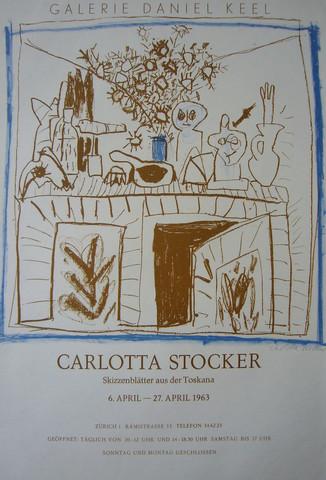 Carlotta stocker by  Carlotta Stocker (After) - Masterpiece Online