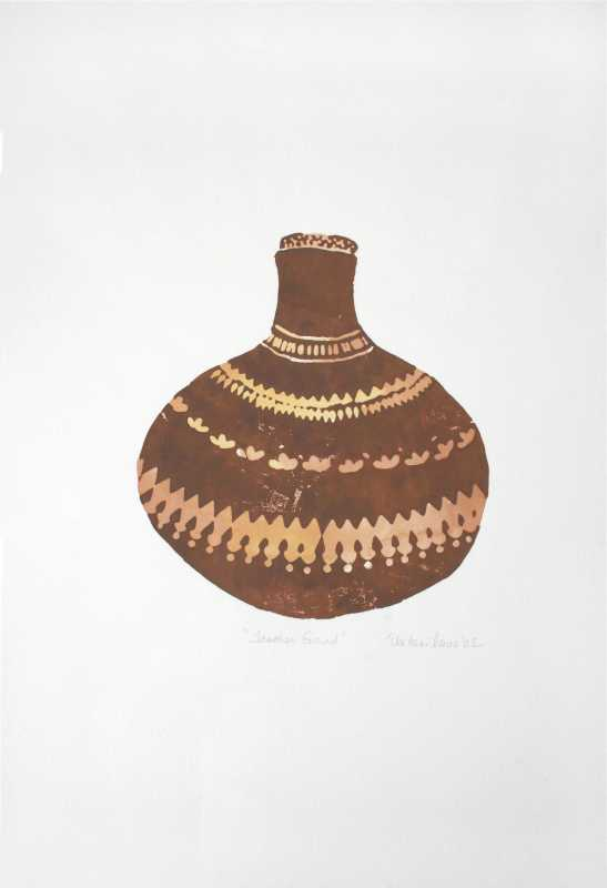 Feather Gourd by    - Masterpiece Online