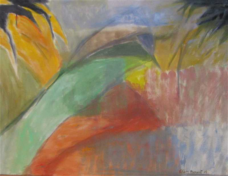 Birds of Paradise by  Alison Manaut - Masterpiece Online
