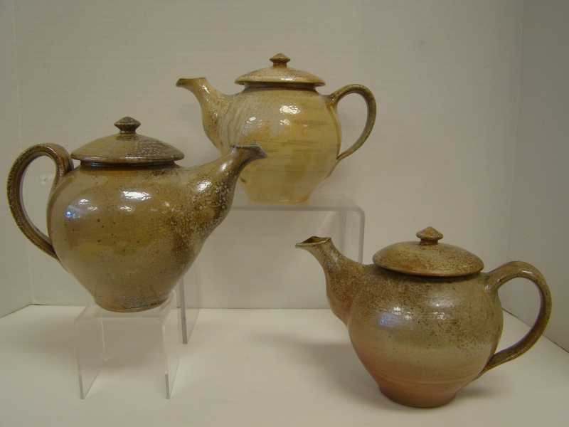 PR004 Teapot, Salt & ... by  Patrick Rowe - Masterpiece Online