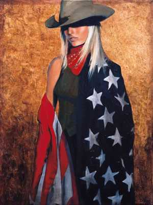 All American by  David DeVary - Masterpiece Online