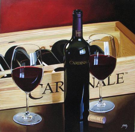 Luxury in a Bottle by  Thomas Stiltz - Masterpiece Online