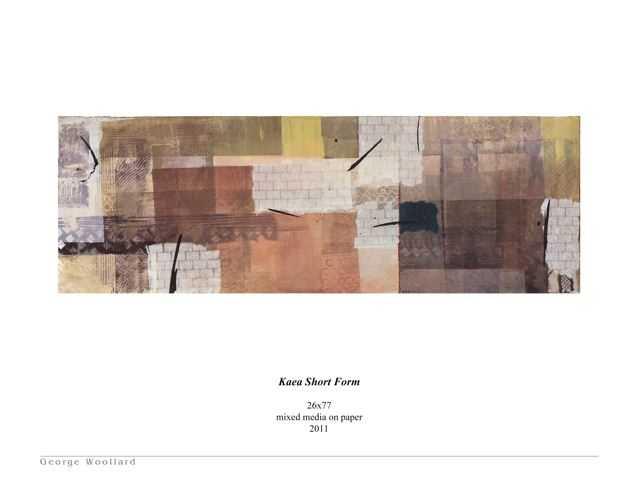 Kaea Short Form by  George Woollard - Masterpiece Online