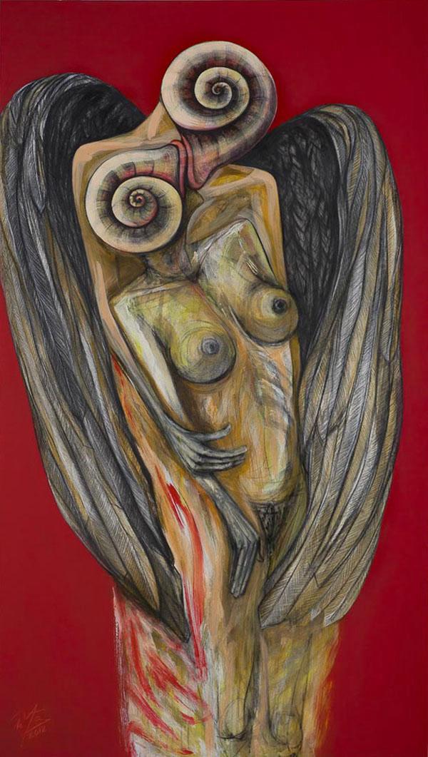 EL BESO by Mr. MIGUEL ANGEL MENDEZ - Masterpiece Online