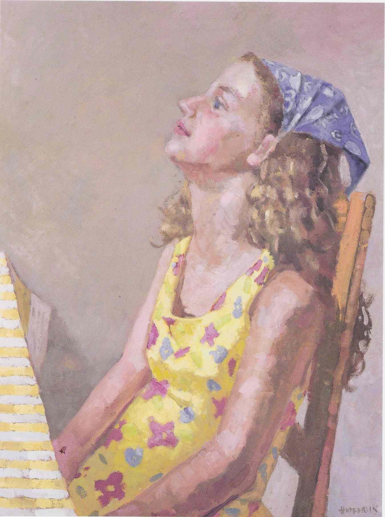 Daydreamer, Joelle by  Melissa Hefferlin - Masterpiece Online