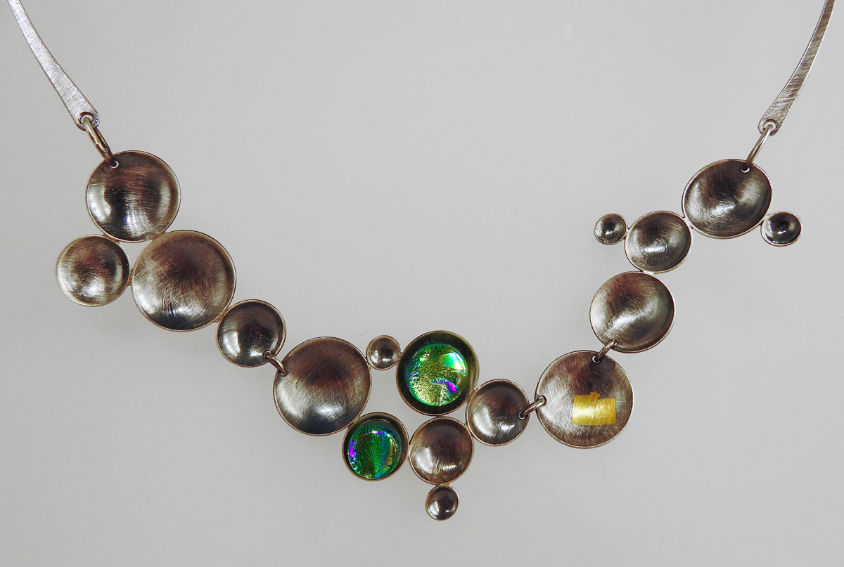 Necklace by  Marc & Wendy Zoschke - Masterpiece Online