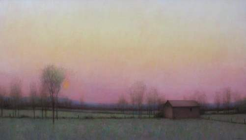 Sundown at Wesley's F... by  Mary Sipp Green - Masterpiece Online