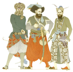 Ataman And Robbers