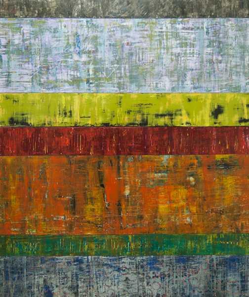 Rush to Summer  by  Hilario Gutierrez