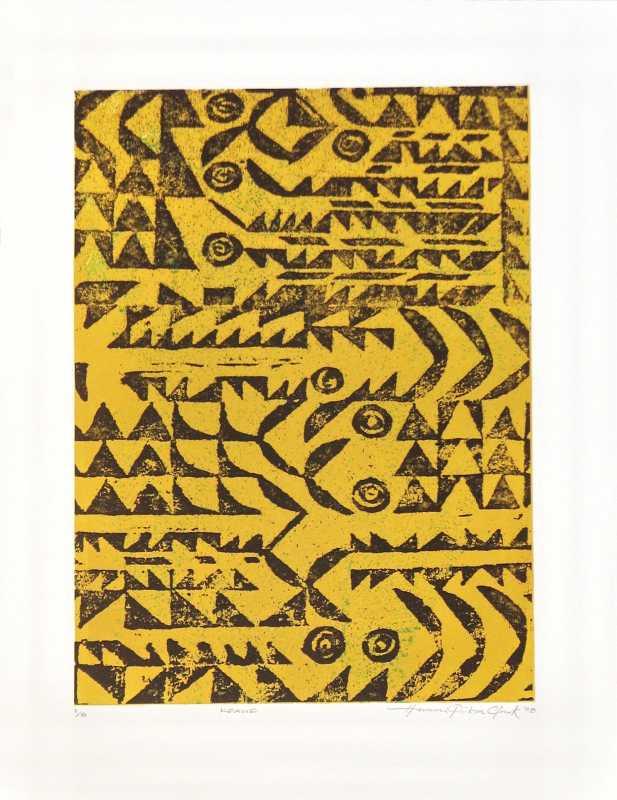 Keawe Ed: 2/8 by  Herman Pi'ikea Clark - Masterpiece Online
