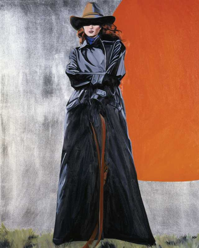Red Sun by  David DeVary - Masterpiece Online