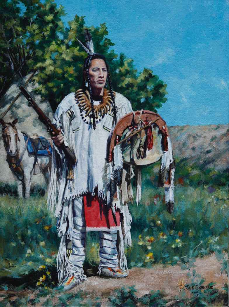 Standing Strong by  Sue Granskie - Masterpiece Online