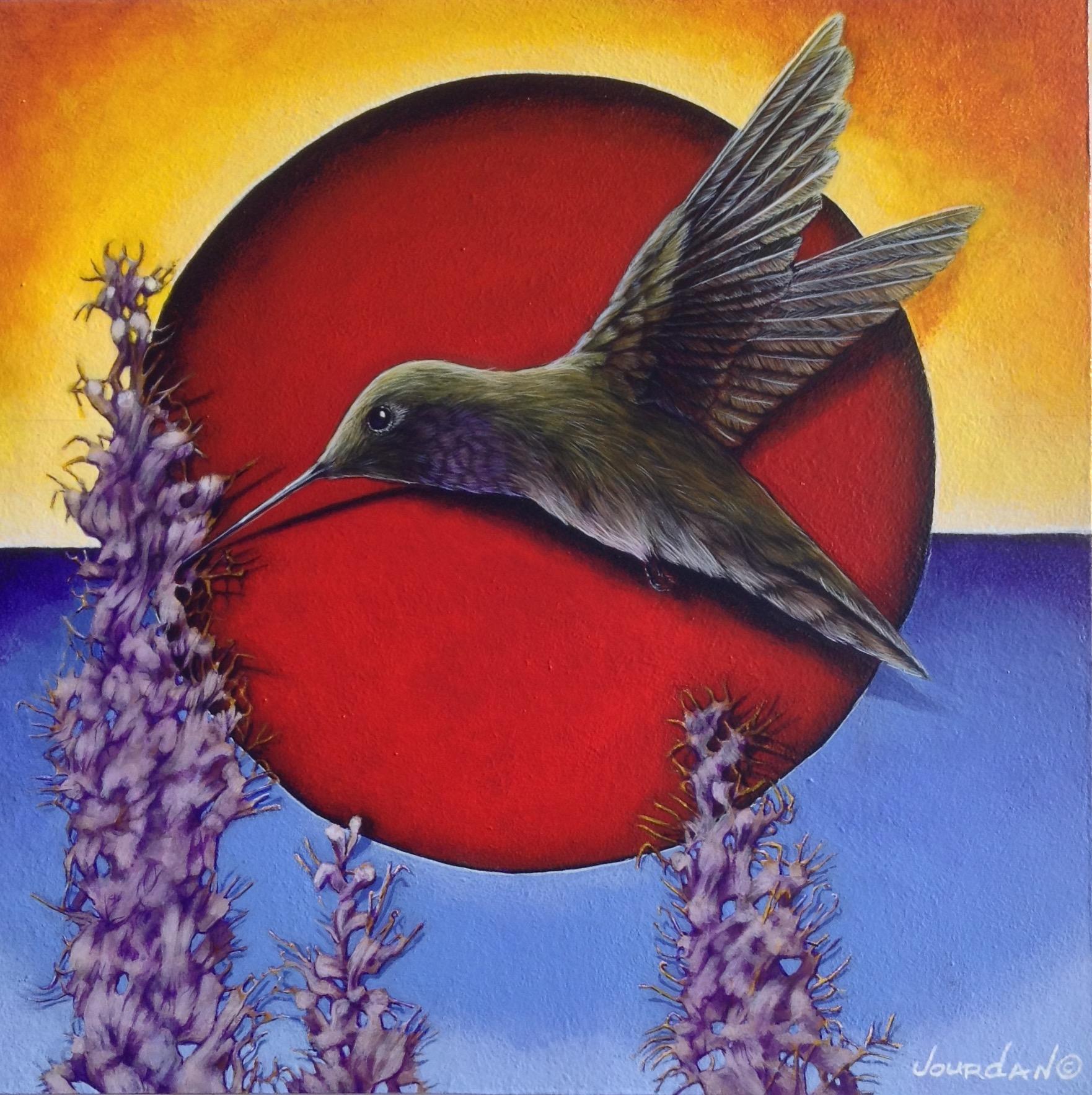 Sedona Sunrise by  Jourdan Dern Powers - Masterpiece Online