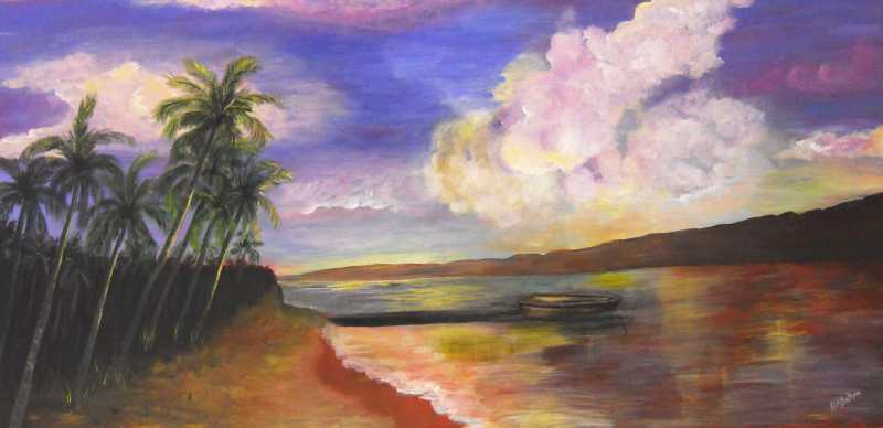 The Day At Rest by Mrs. Hazel-Ann Mahy-Batson - Masterpiece Online