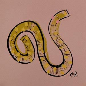 Wormy Worm Snail  by  Chris Raschka