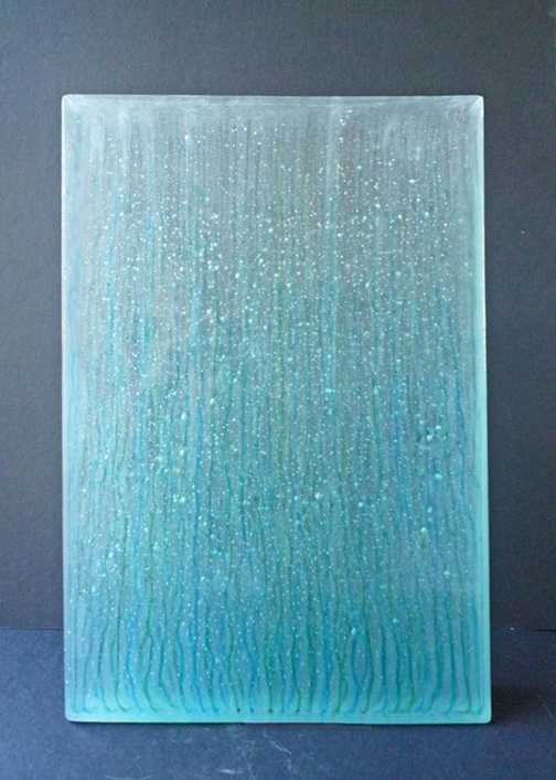 UnderWater - Blue Gre...  by  Emma Varga