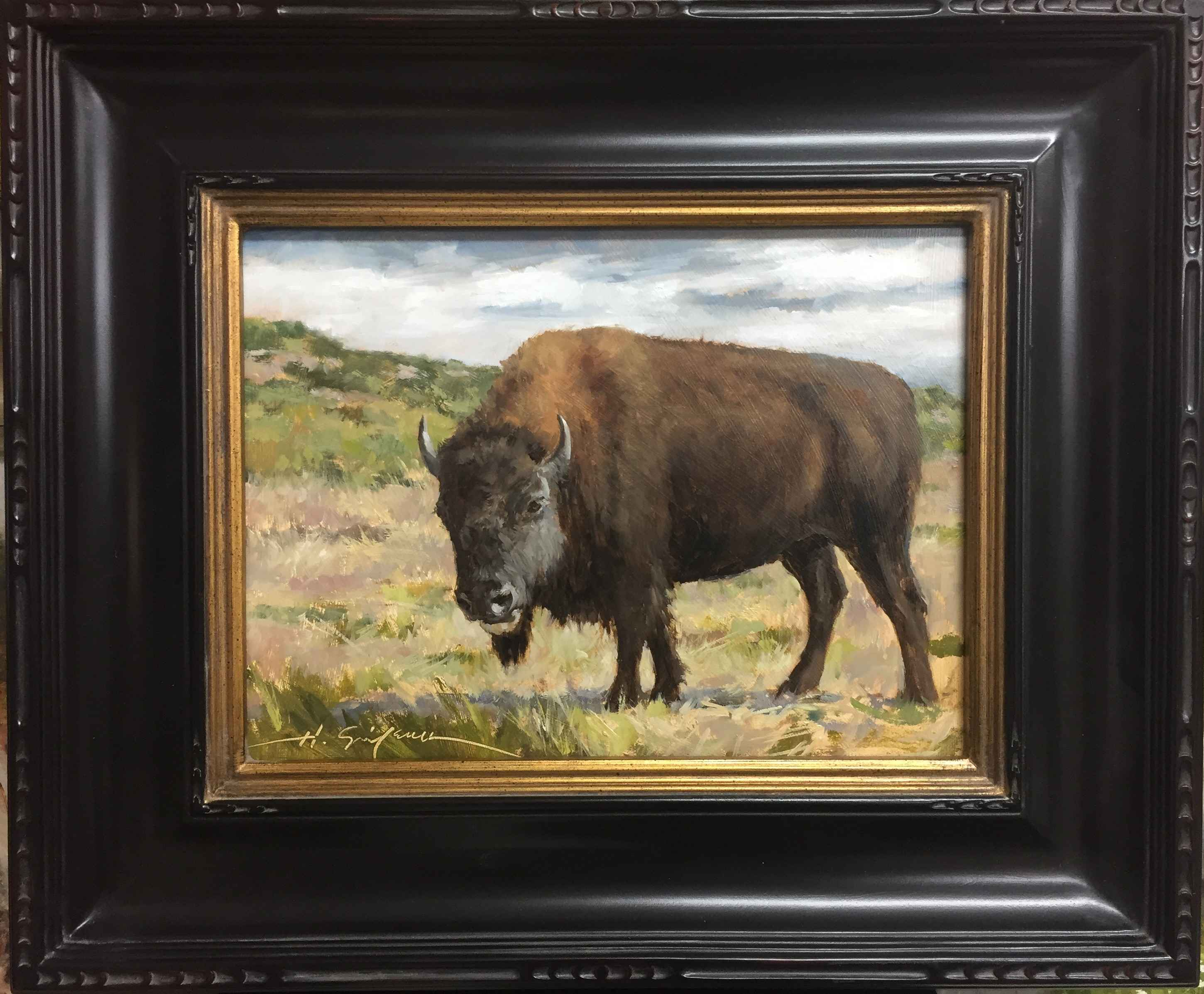 Hill Country Giant by  Hodges Soileau - Masterpiece Online