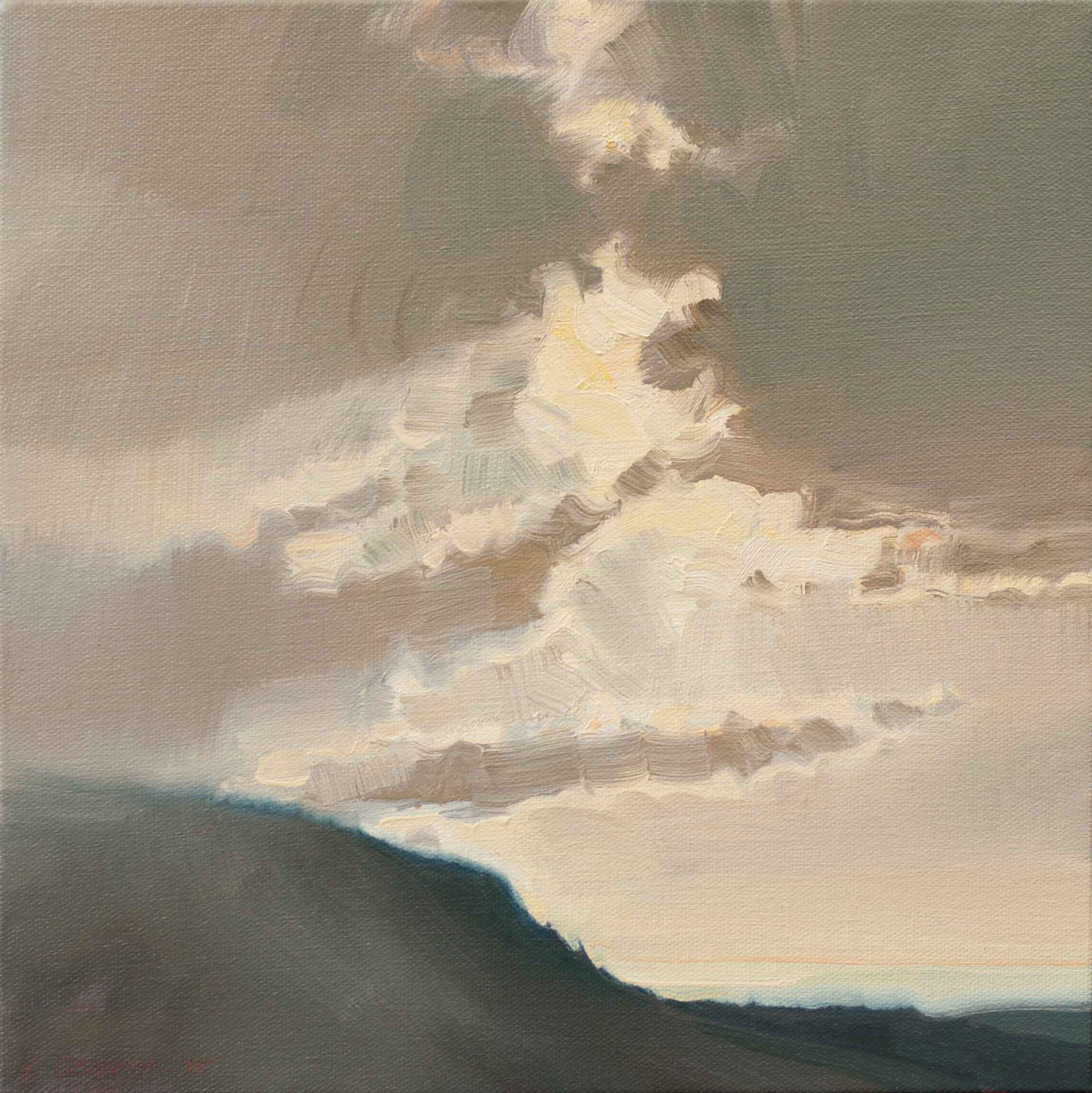 Weather Moves In by  Lisa Grossman - Masterpiece Online