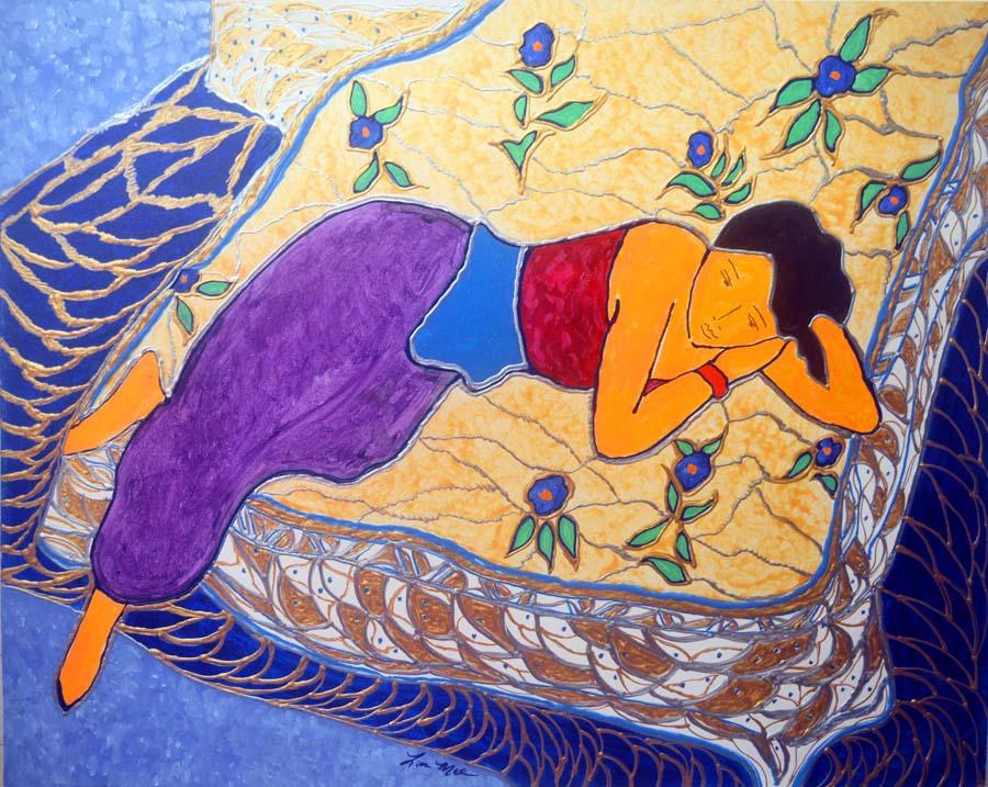 Serenity 2 by  Lisa Mee - Masterpiece Online
