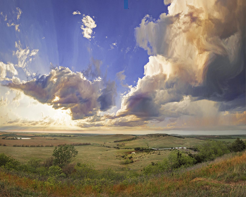 Scene from Coronado by  George Jerkovich - Masterpiece Online