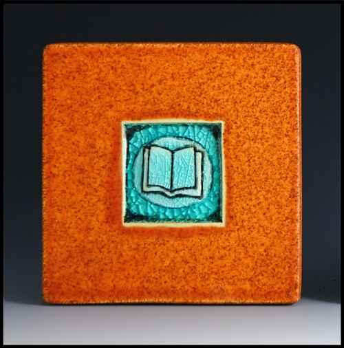 Book Coaster