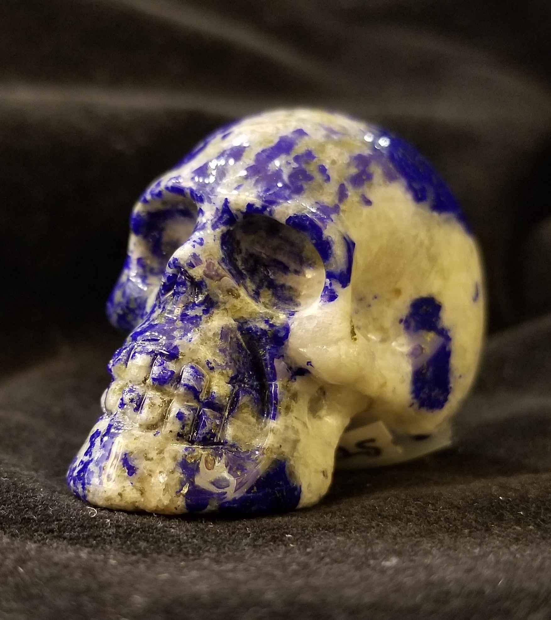 Lapis Skull by  Starborn  - Masterpiece Online
