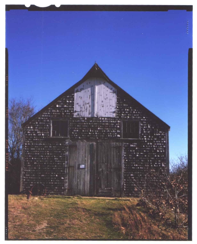 Barn at Black Water by  Jhenn Watts - Masterpiece Online