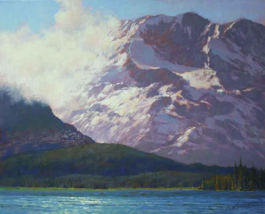 Evening Splendor at S... by  Barbara Jaenicke - Masterpiece Online