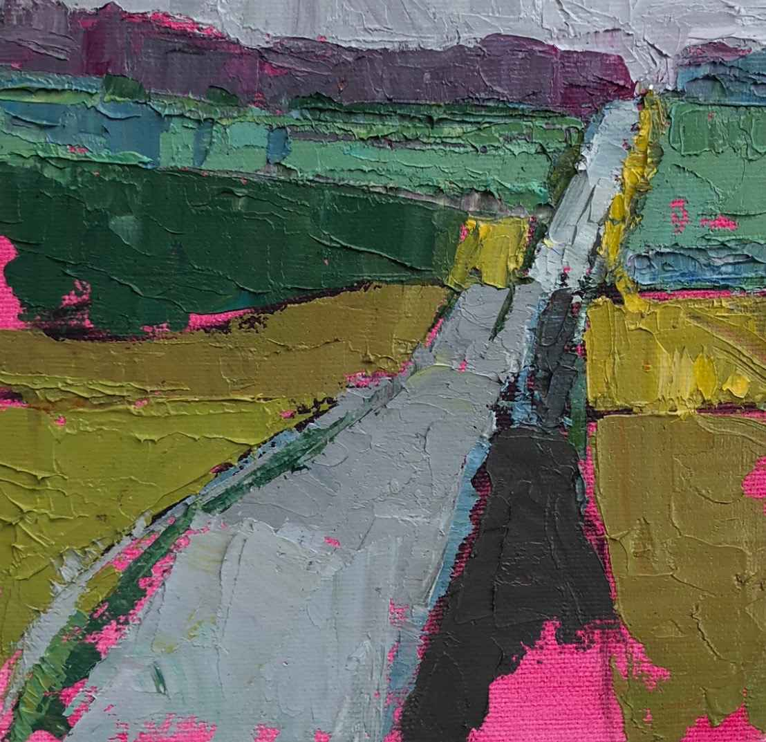 Z Airport Road 1 by  Grace Afonso - Masterpiece Online