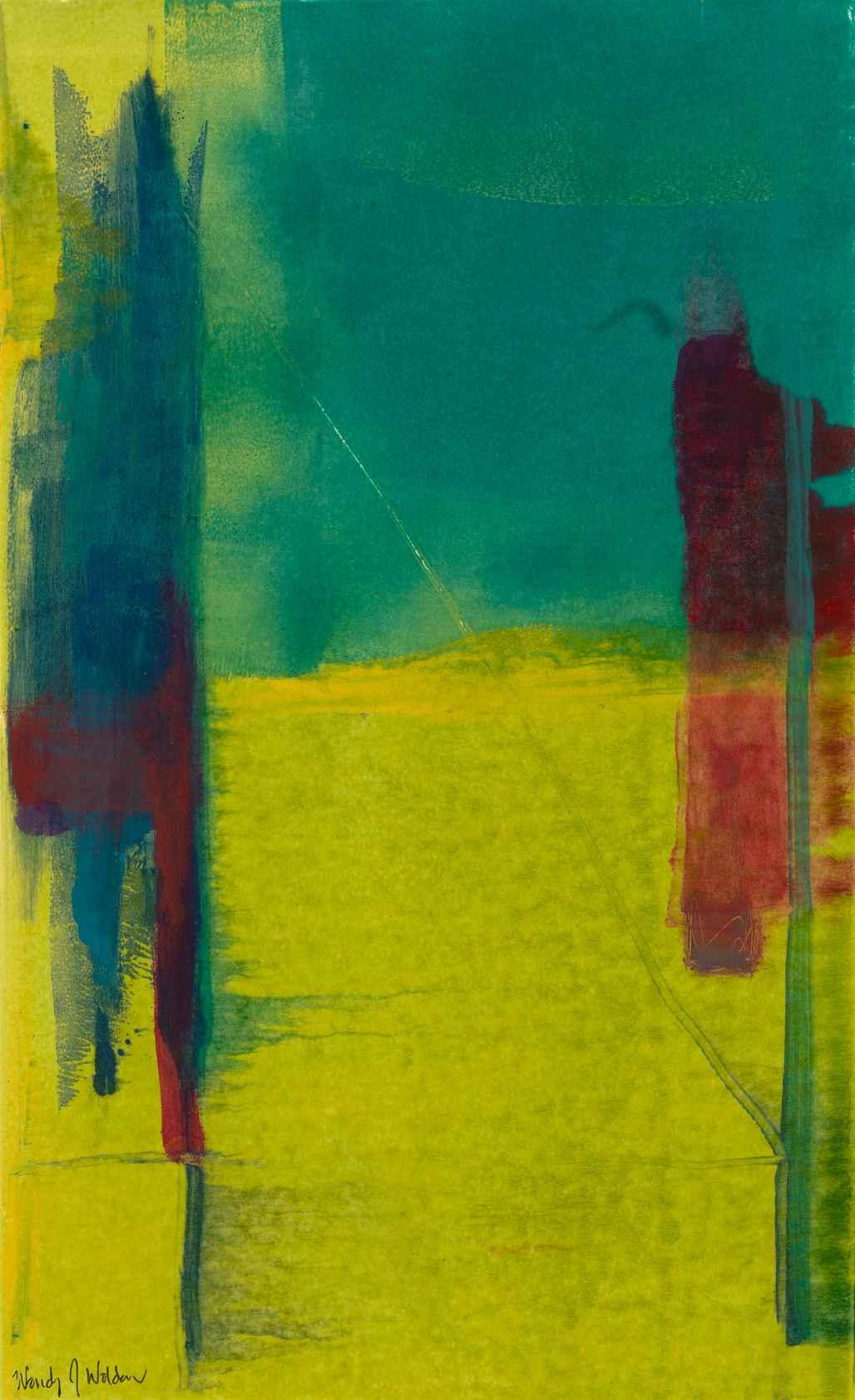 Vertical Time by  Wendy Weldon - Masterpiece Online