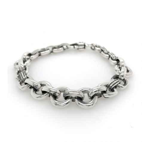 Mixed Links Bracelet by  Zina Sterling - Masterpiece Online