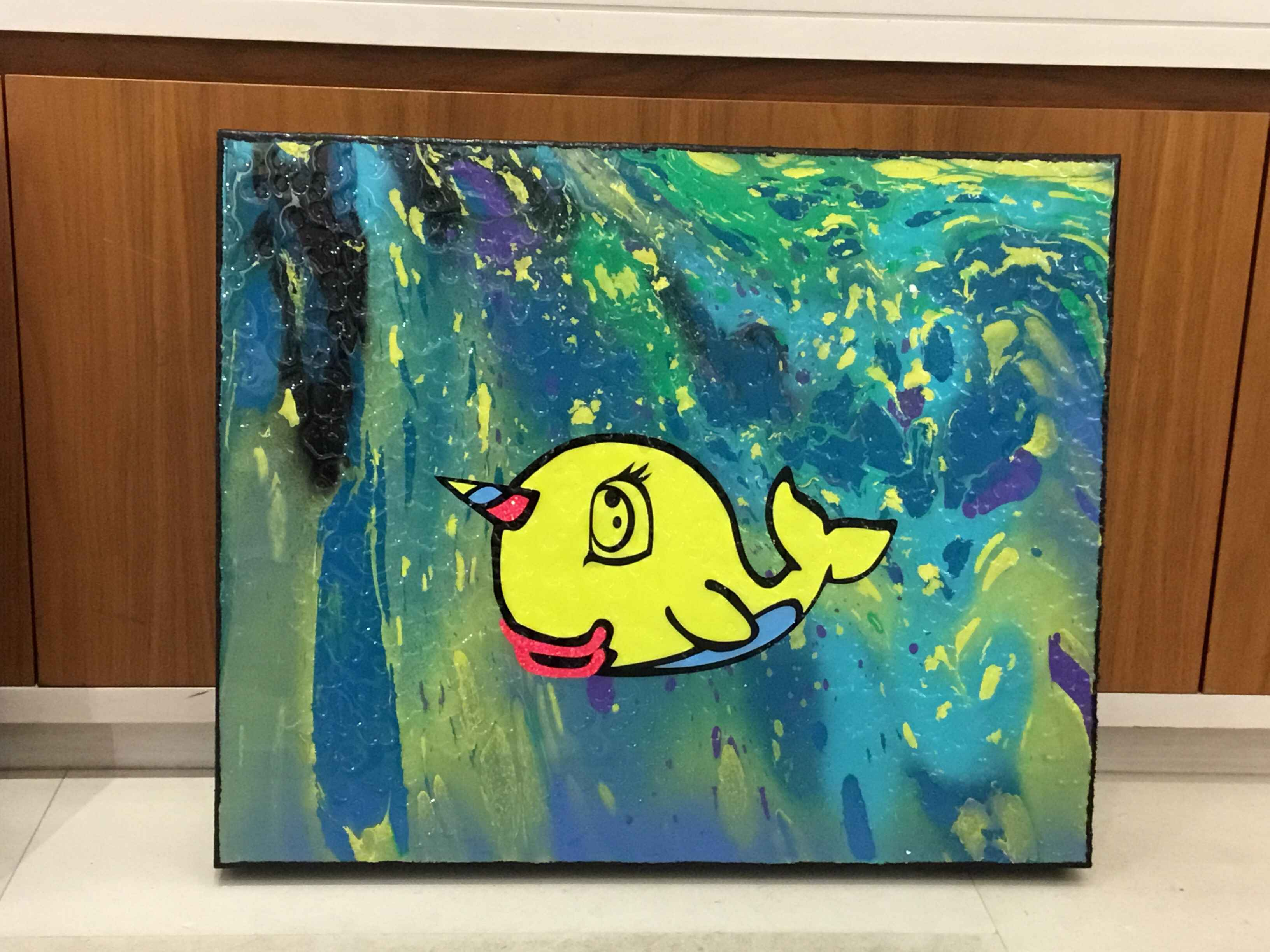 JH Med Narwhal (inclu... by  J Ha - Masterpiece Online