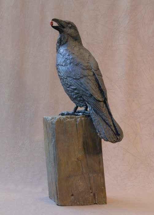 Raven II C by  Jim Eppler - Masterpiece Online