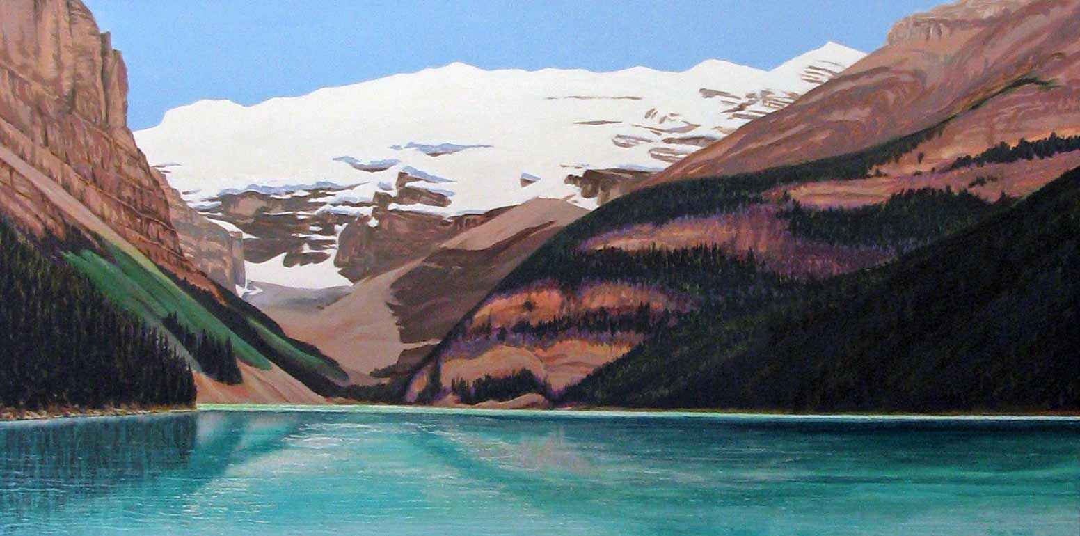 Lake Louise by  Ralph Temple - Masterpiece Online