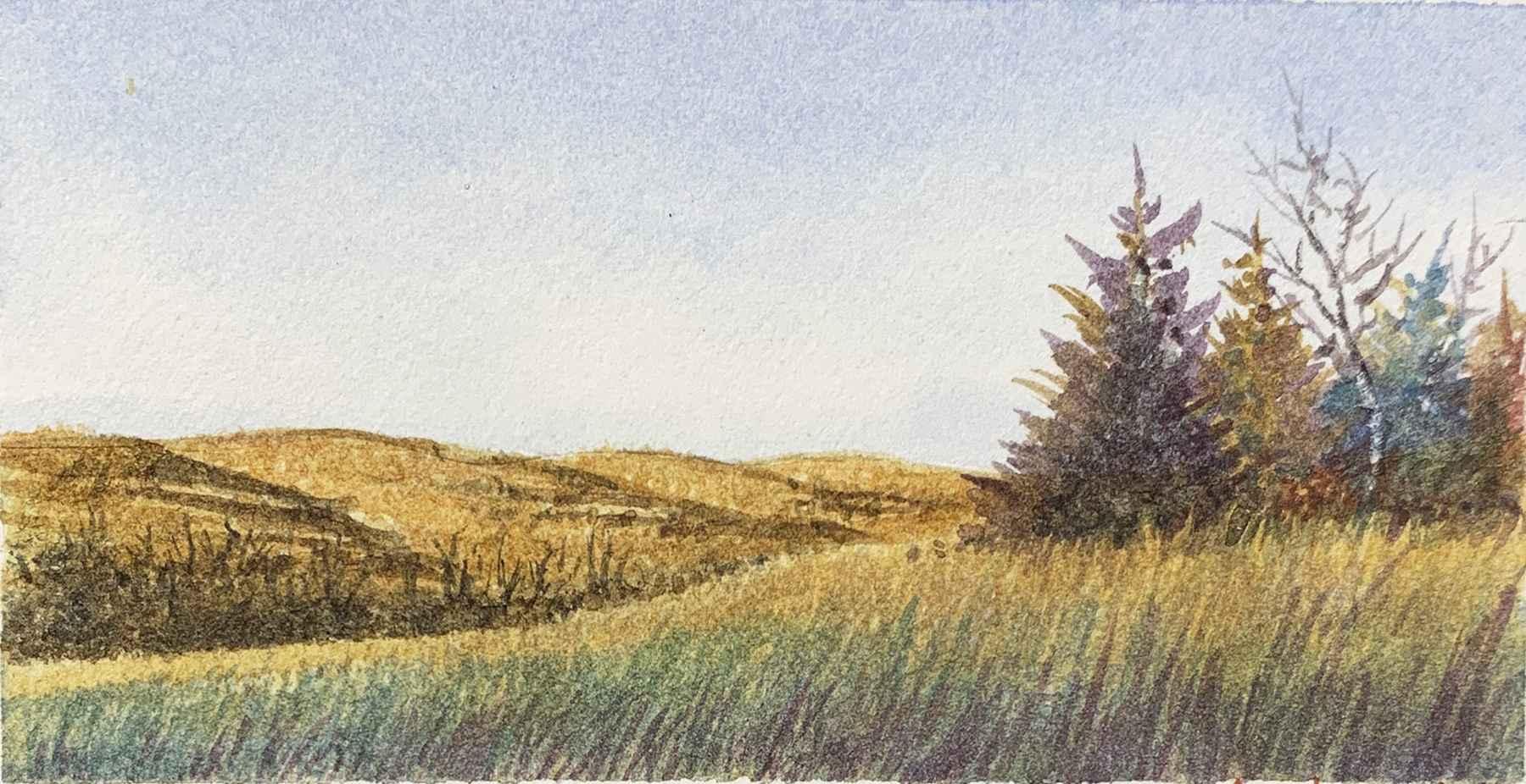 Right Cedars by  Ralph Fontenot - Masterpiece Online