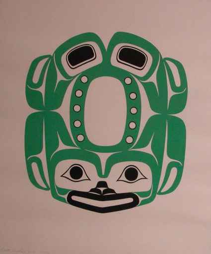 Totemic Form 2_76/100 by Mr. Preston Singletary - Masterpiece Online