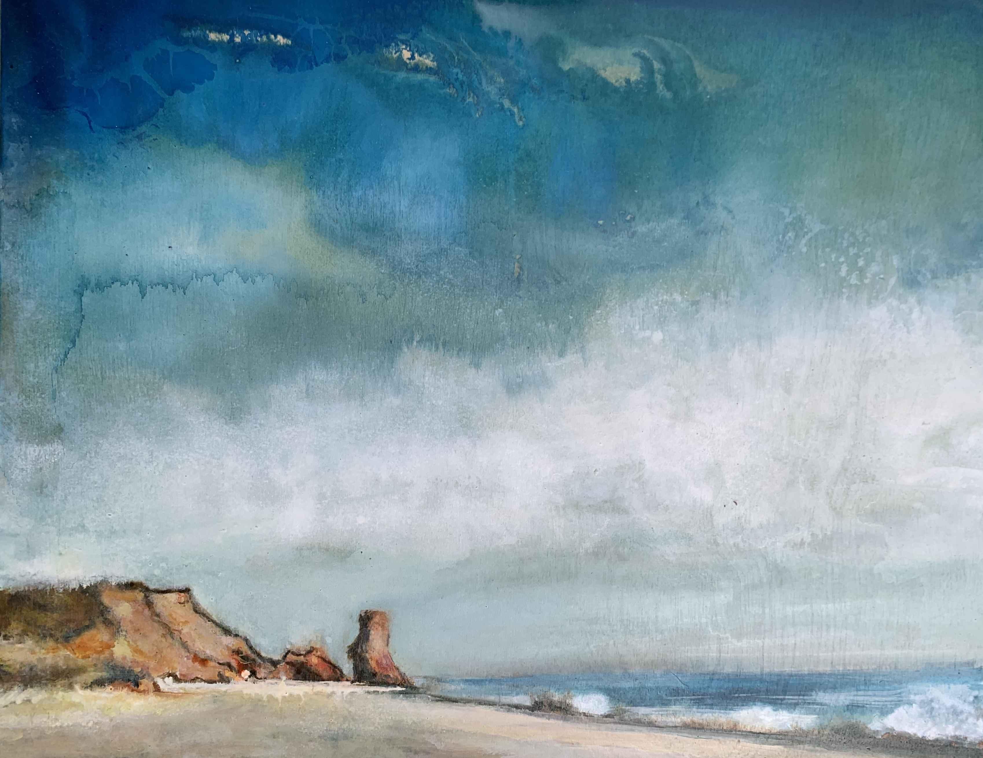 Vincent Beach by  Colin Ruel - Masterpiece Online