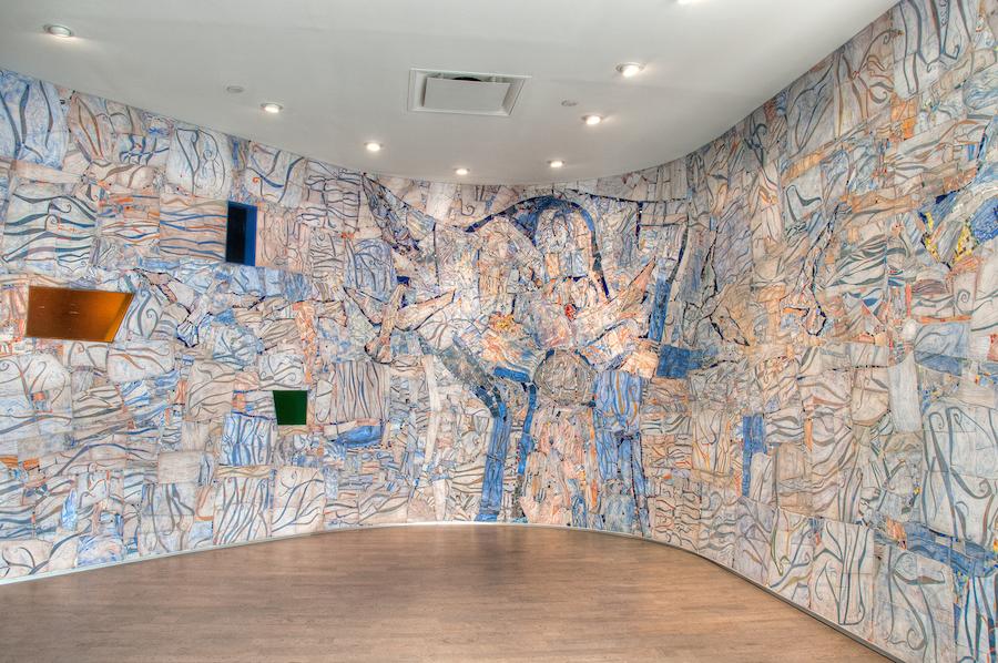 Erlanger Chapel by  Daud Akhriev - Masterpiece Online