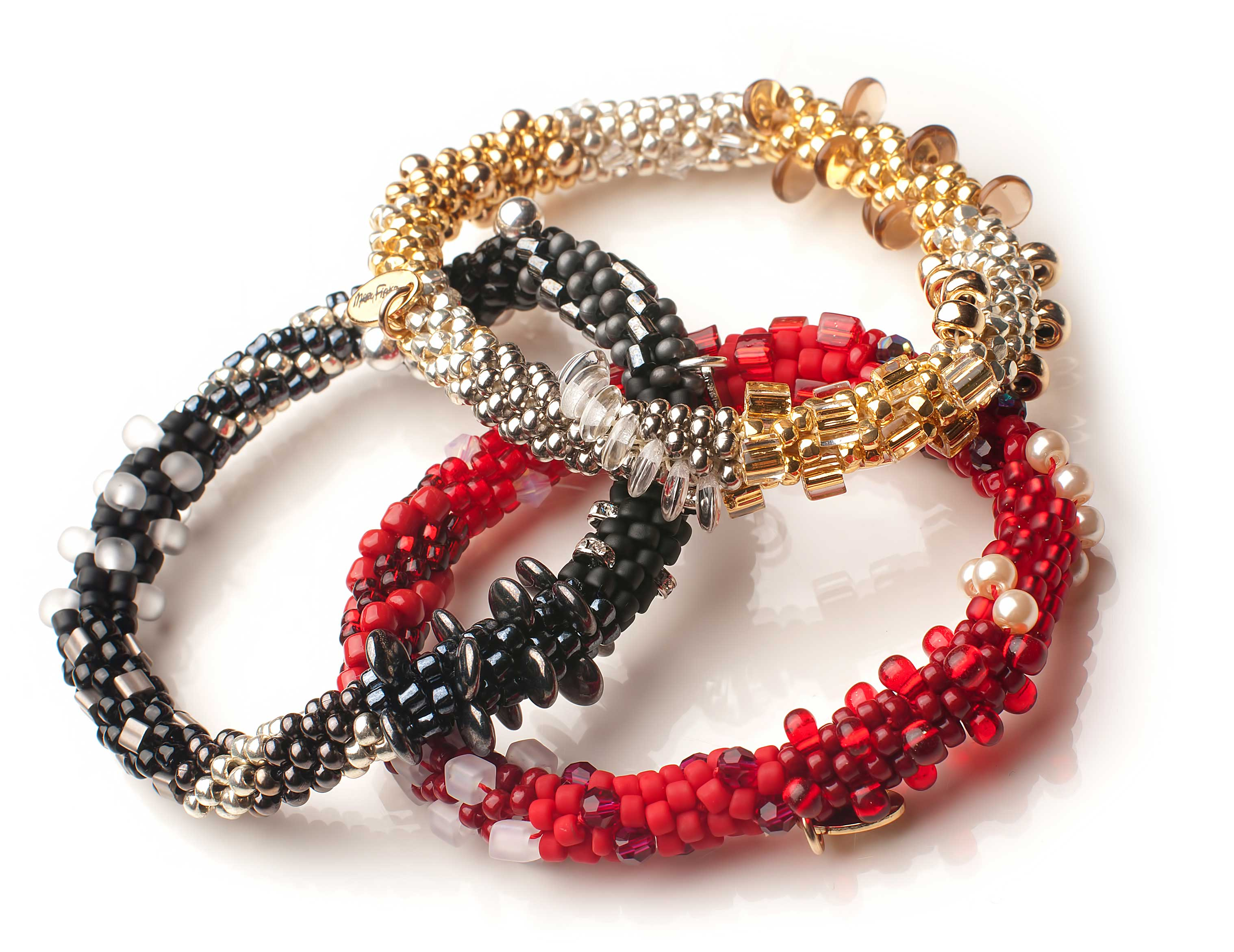 Blessings Bracelets by  Mary Fisher - Masterpiece Online