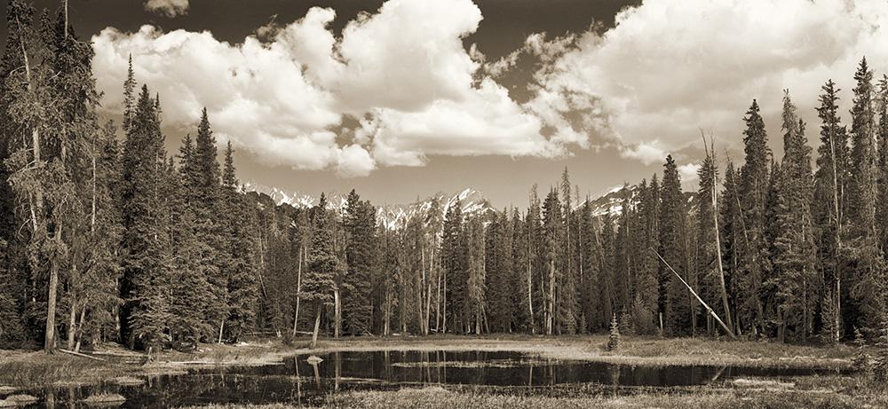 Summer in the Rockies... by Mr. Ben Ham - Masterpiece Online