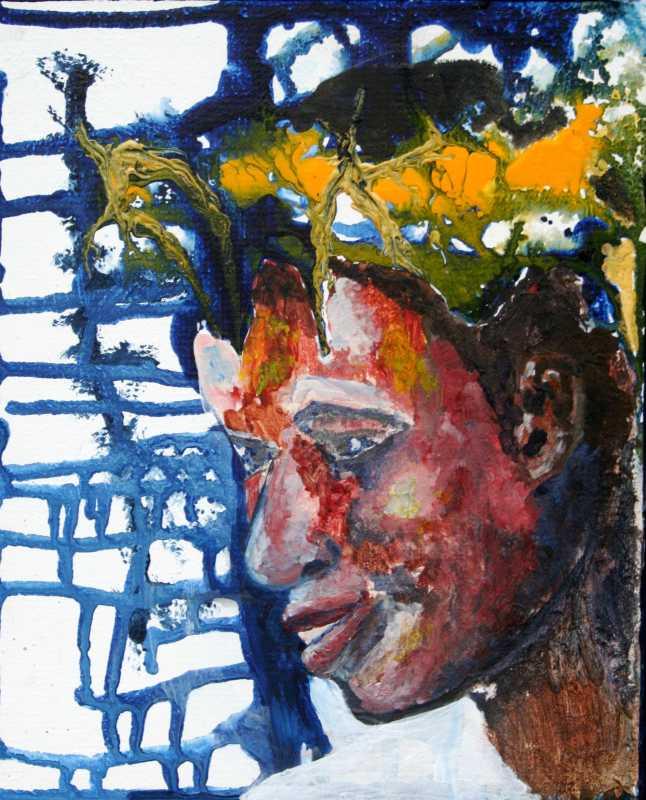 Santa Lucia by Ms. Yve Poucet - Masterpiece Online