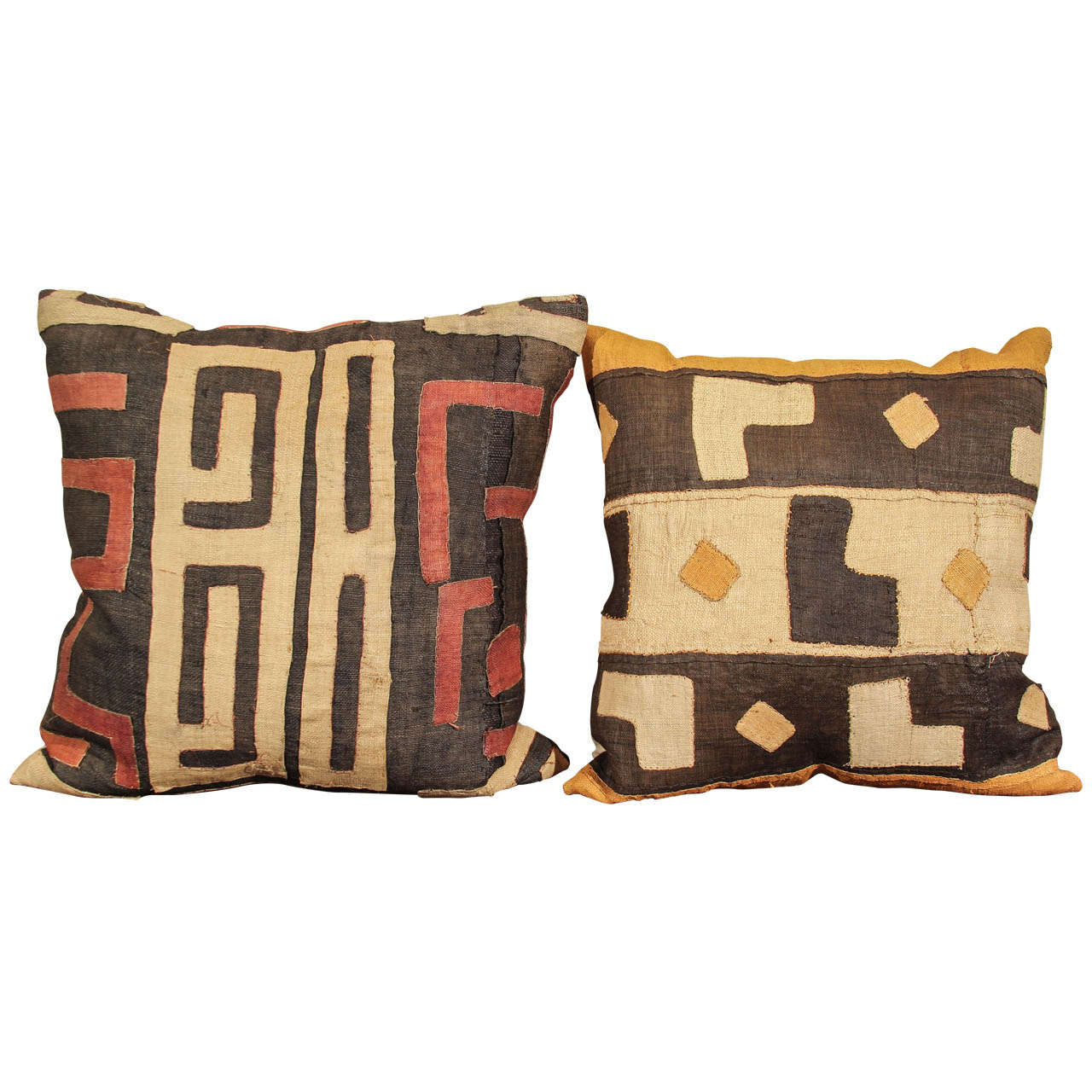 KUBA CLOTH PILLOW by    - Masterpiece Online