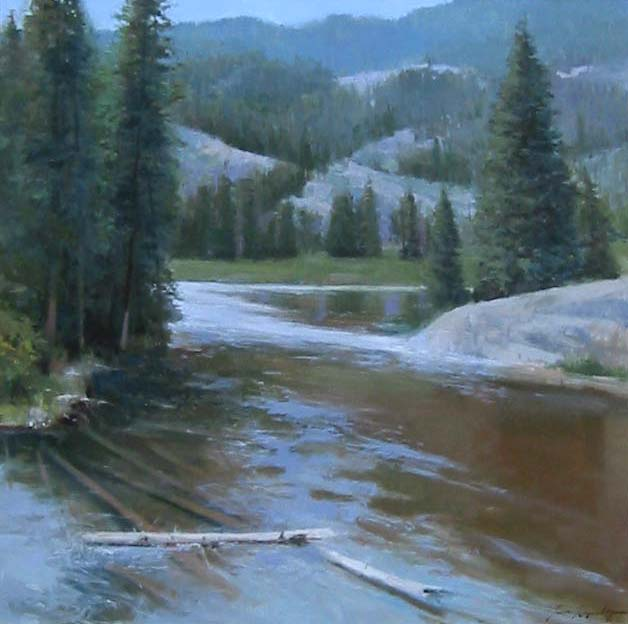 The Narrows by Mr. James Reynolds - Masterpiece Online